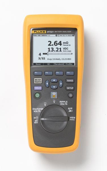 Analyzátory batérií Fluke BT500