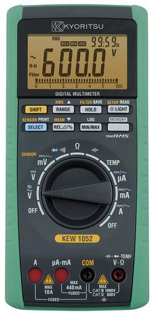 Digitálny multimeter KEW 1052