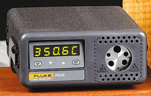 Kalibračná suchá piecka Fluke 9100S